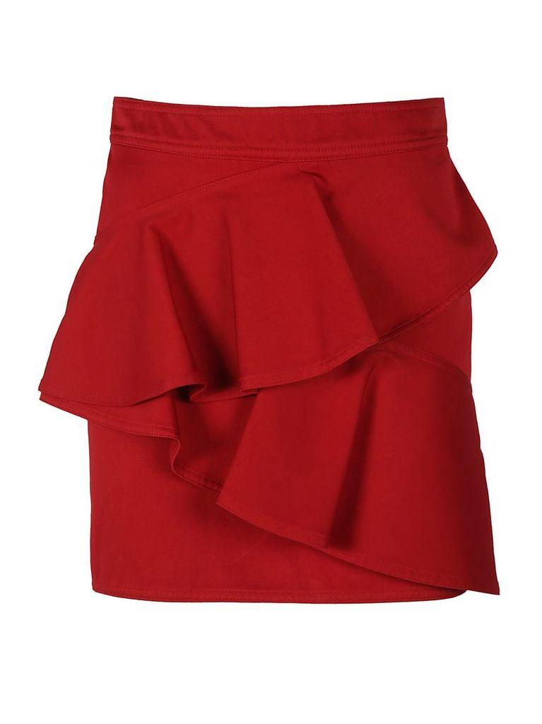 Isabel Marant Ruffled Skirt
