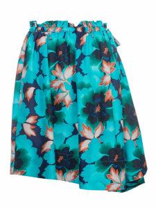 Kenzo Floral Flared Skirt