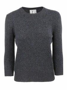 f cashmere Slim Fit Sweater