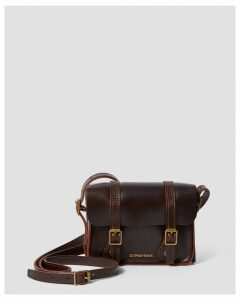 7 inch Leather Satchel