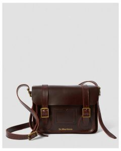 11 inch Leather Satchel