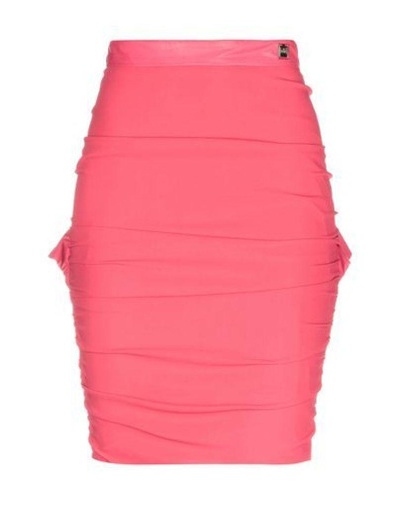 ELISABETTA FRANCHI 24 ORE SKIRTS Knee length skirts Women on YOOX.COM