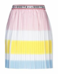 VIVETTA SKIRTS Knee length skirts Women on YOOX.COM