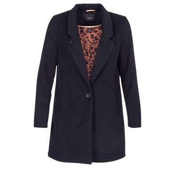 Maison Scotch  FINIRS  women's Coat in Blue