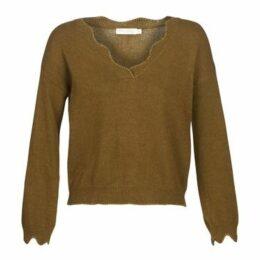 See U Soon  ASKJA  women's Sweater in Green