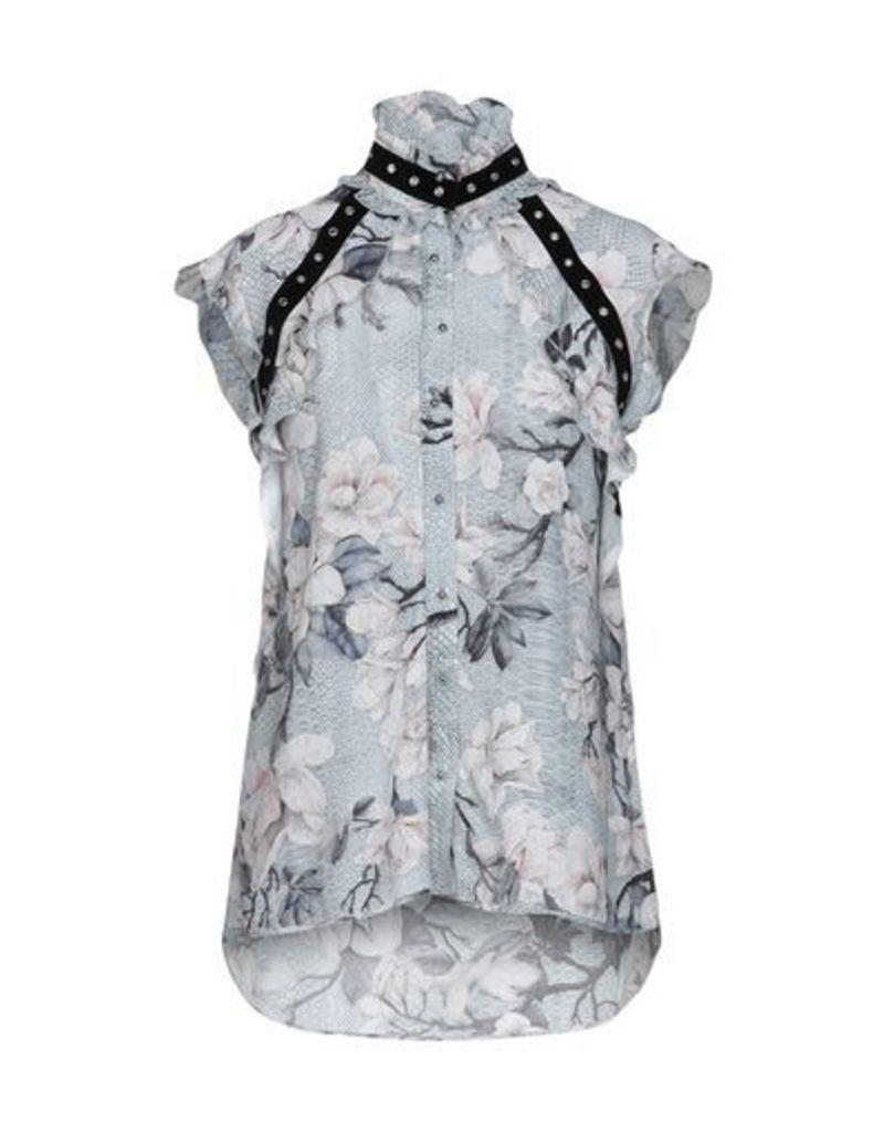JUST CAVALLI SHIRTS Shirts Women on YOOX.COM