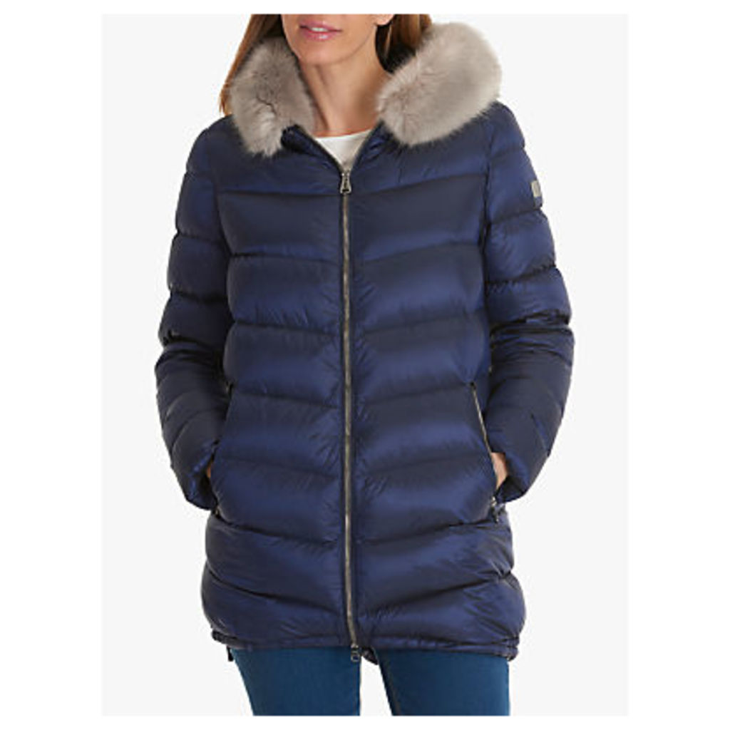 Betty Barclay Quilted Jacket, Eclipse