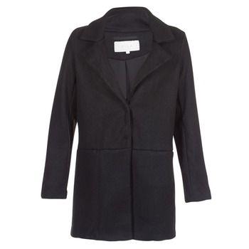 Vila  VIDORY  women's Coat in Black