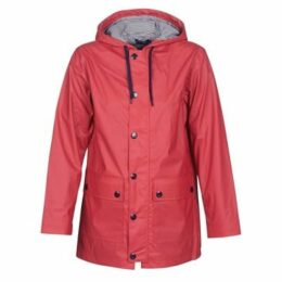 Petit Bateau  TYLOR  women's Parka in Red