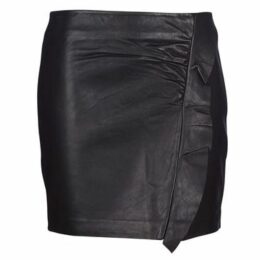 Ikks  IRSKI  women's Skirt in Black