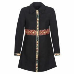 Desigual  ELISABETH  women's Coat in Black