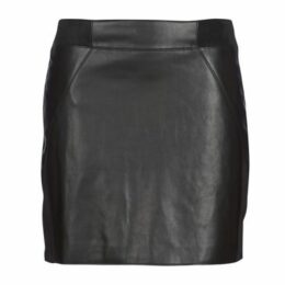 Naf Naf  ESOPHIE  women's Skirt in Black
