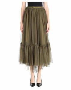 RELISH SKIRTS 3/4 length skirts Women on YOOX.COM