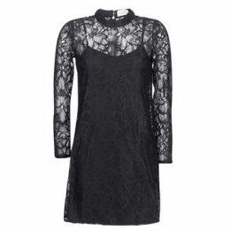 Molly Bracken  ZEDEL  women's Dress in Black