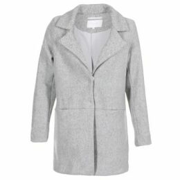 Vila  VIDORY  women's Coat in Grey