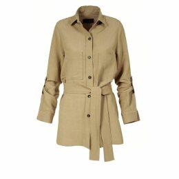 SABINNA - Sloan Dress Poppy Red