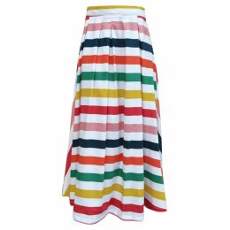 Manley - Alexa Studded Leather Dress Navy