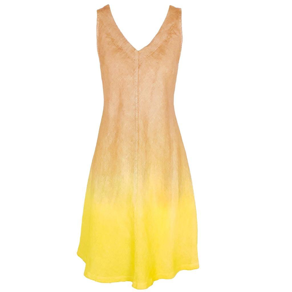 Shopyte - Oxford Blue Silk Dress 2
