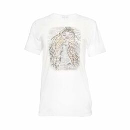 Talented - Long Ruffle Dress with Belt Black