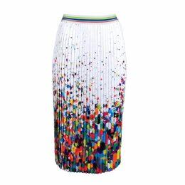 UNDRESS - Darlene Black Silk Velvet Wrap Dress