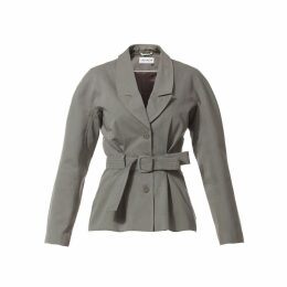 Talented - Blazer with Belt & Side Pockets