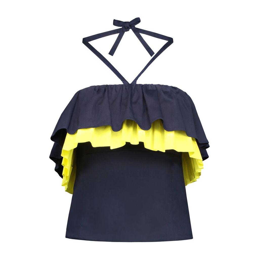 MUZA - Camel Wool & Cashmere Cocoon Coat
