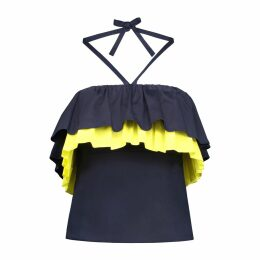 MUZA - Camel Wool & Cashmere Cocoon Coat