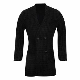 Hayley Menzies - Long Etta Cardi-Coat Denim