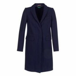Benetton  MANO  women's Coat in Blue