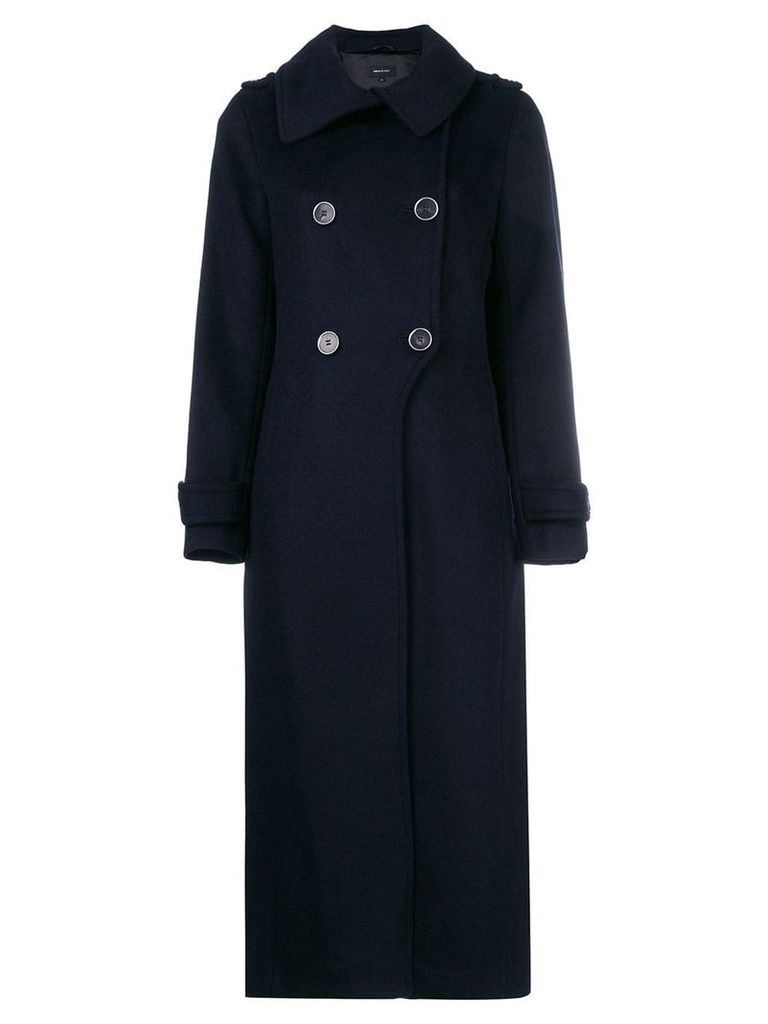 Mackage double breasted coat - Blue