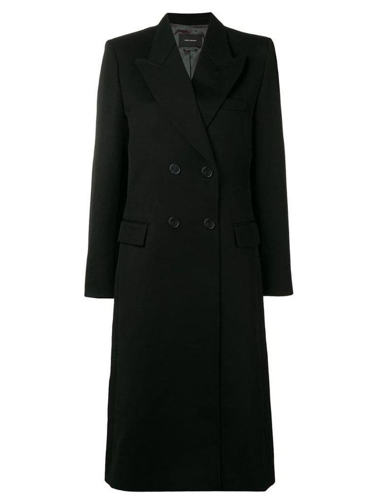 Isabel Marant Joleen coat - Black