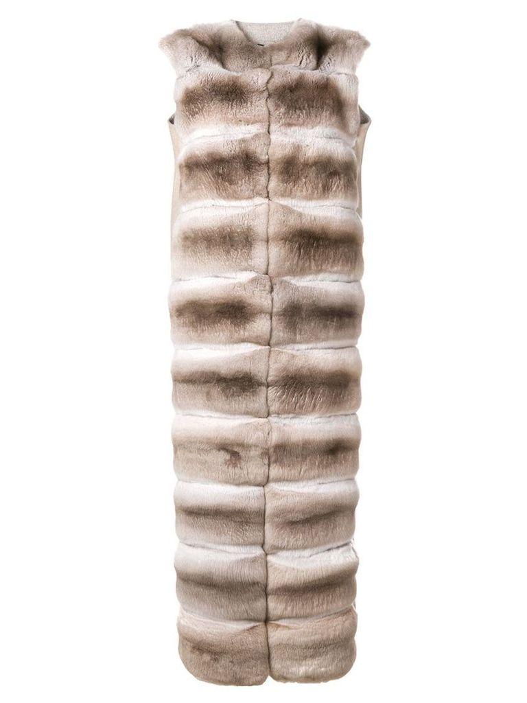 Liska wool blend gillet - Neutrals