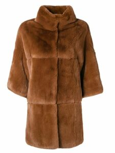 S.W.O.R.D 6.6.44 oversized coat - Brown