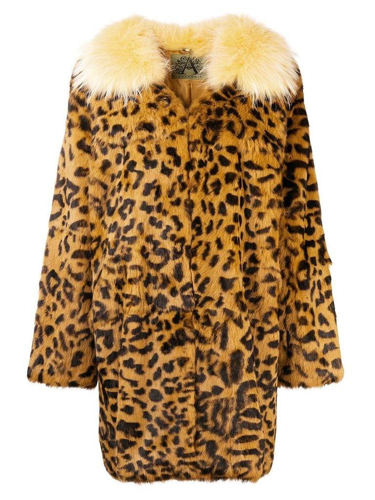 Alessandra Chamonix Charlotte coat - Brown