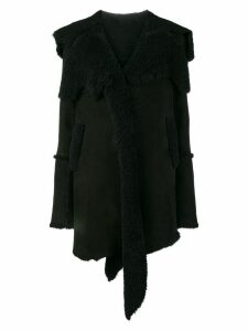 Sylvie Schimmel shearling coat - Black