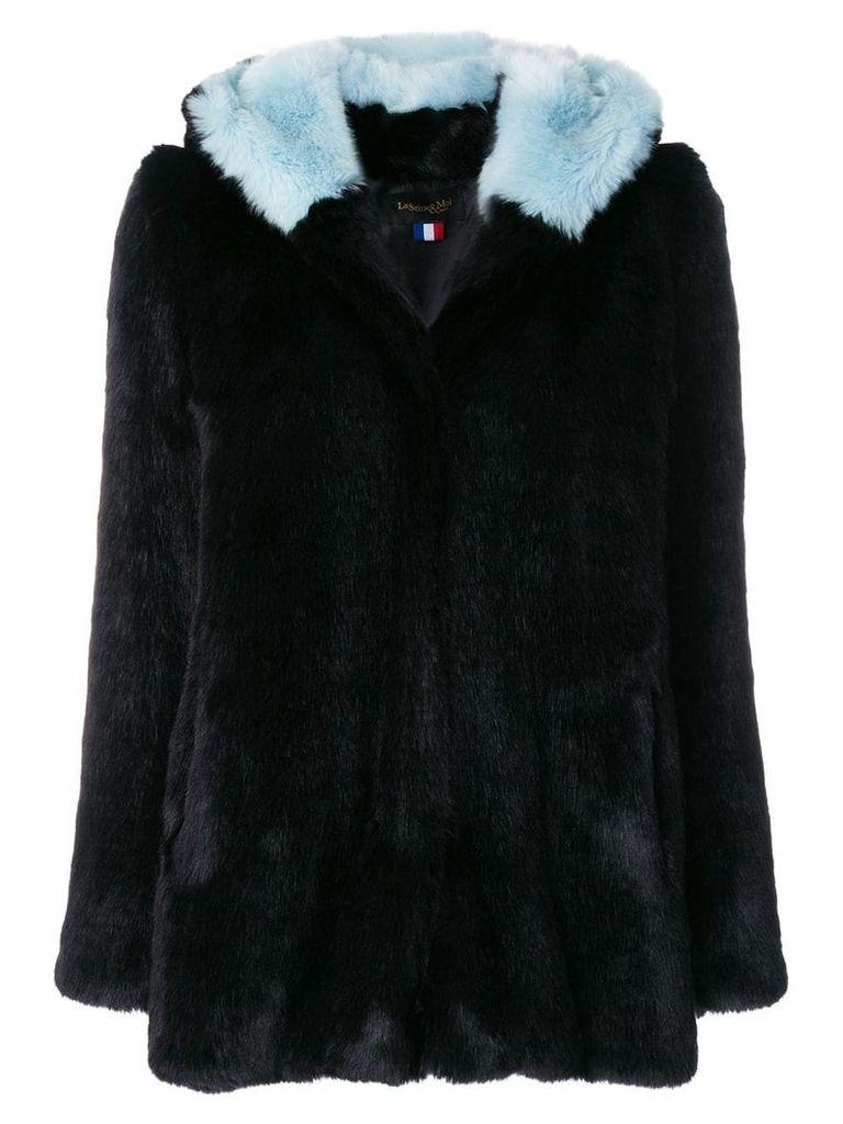 La Seine & Moi Catherine coat - Black