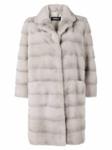Simonetta Ravizza Annie coat - Grey