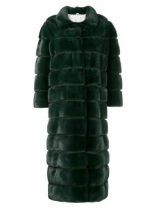 Simonetta Ravizza Margherita coat - Green