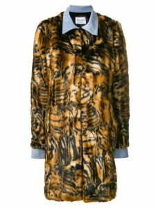 Forte Dei Marmi Couture Zita coat - Brown