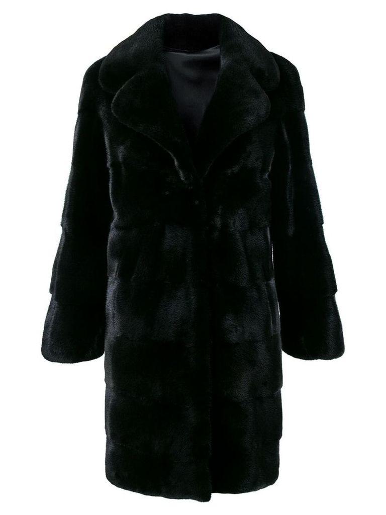Cara Mila Chloe coat - Black