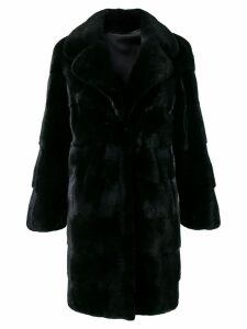 Cara Mila Chloe coat - Black