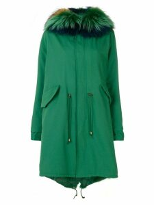 Furs66 vintage hooded parka - Green