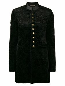 Saint Laurent military coat - Black