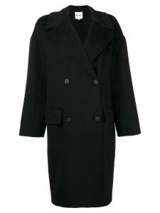 Kenzo oversized coat - Black