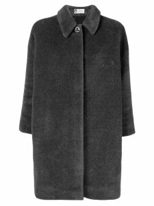 LANVIN oversized coat - Grey