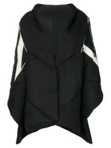 Valentino oversized coat - Black