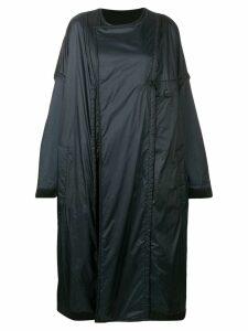 Y-3 Y-3 Adidas X Yohji Yamamoto Sleeping-Bag coat - Black