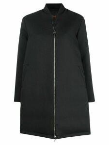 Giambattista Valli flared oversized coat - Black
