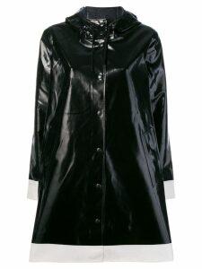 Stutterheim Moseback frame coat - Black
