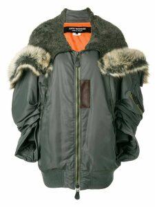 Junya Watanabe Junya Watanabe Comme des Garcons oversized zip-up coat